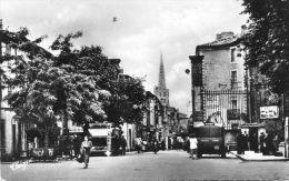 Limoux - Rue Jean Jaures - Ancienne Porte De La Trinité - Limoux