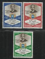 SOMALIA1963ANNIVERSARIO INDEPENDENCE INDIPENDENZA INDIPENDANCE 3th ANNIVERSARY SERIE COMPLETA COMPLETE SET MNH POST AFIS - Somalia (1960-...)