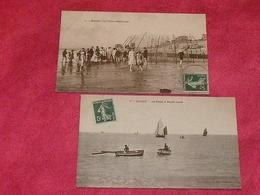 Carte Postale / Somme / Département 80 / Lot De 2 Cartes - France