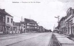 Anderlues Carrefour Du Roi Des Belges (COPIE) - Anderlues