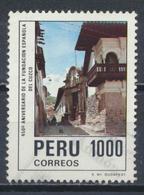 °°° PERU - Y&T N°793 - 1984 °°° - Peru