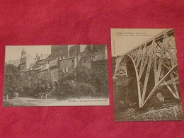 Carte Postale / Tarn / Département 81 / Lot De 2 Cartes - Unclassified