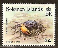 Salomon Solomon 1992 Yvertn°  780  *** MNH Cote 3,50 Euro Faune Marine Crabes - Salomon (Iles 1978-...)