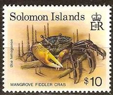 Salomon Solomon 1992 Yvertn°  781  *** MNH Cote 10 Euro Faune Marine Crabes - Salomon (Iles 1978-...)