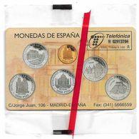 Spain - Monedas De Espana Coins - P-246 - 03.1997, 250PTA, 9.100ex, NSB - España
