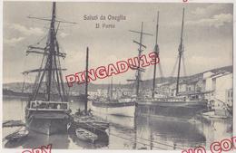 Al Più Veloce Oneglia Saluti Il Porto Très Bon état - Italie