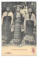 LAOS  -  Beautés Thaï-Neua De Muong-Son   -  L 1 - Laos