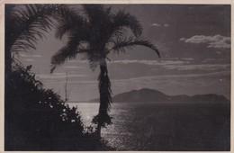 SANTOS, GUARUJA,. CIRCULEE BRASIL TO URUGUAY 1927- BLEUP - Brazilië