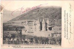 ES PUIGCERDA - Bertran  B 6 - Précurseur - Torre De RIU - Belle - France