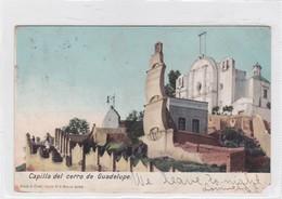 CAPILLA DEL CERRO DE GUADALUPE. BLAKE & FISKE. CIRCULEE USA 1906, SALTILLO- BLEUP - Mexico