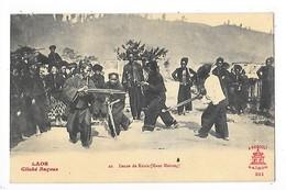 LAOS  -   Danse De Kouis ( Haut Mékong )   -  L 1 - Laos