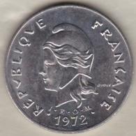 Nouvelles-Hébrides 50 Francs 1972 En Nickel - Vanuatu