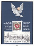 SUISSE - BLOC HELVETIA  80-30 - BASLER TAUBE 1995 - MNH** /6162 - Blokken & Velletjes