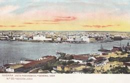 CUBA - Habana - Vista Panoramica - Autres