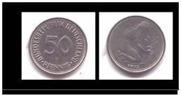 ALLEMAGNE  50 PFENNING 1950 - [ 6] 1949-1990 : GDR - German Dem. Rep.