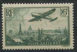 France (1936) PA N 8 (Luxe) - Poste Aérienne