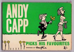 Reg Smythe, Andy Capp Picks His Favourites (No. 10), A Daily Mirror Book, Londres, 1963 - Boeken, Tijdschriften, Stripverhalen
