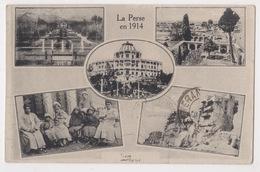 IRAN LA PERSE EN 1914  POSTCARD - Iran