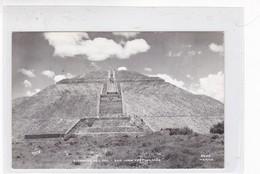 PIRAMIDE DEL SOL, SAN JUAN TEOTIHUACAN, OSUNA. CIRCA 1940s NON CIRCULEE- BLEUP - Mexico