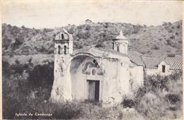 IGLESIA DE CANDONGA. CORDOBA. ARGENTINE. CIRCA 1940s NON CIRCULEE- BLEUP - Argentinië