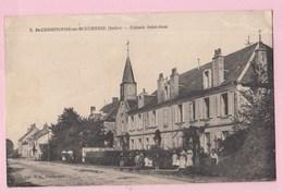 36 SAINT CHRISTOPHE EN BOUCHERIE Colonie Saint Jean - France