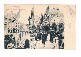 Cartolina / Postcard / Viaggiata / Sent / Città / Venezia - Piazza San Marco - Venezia