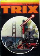 TRIX Gesamt Katalog 1977 1978 Preisliste - German