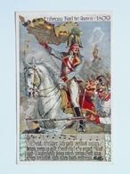 5070 Prima Guerra Pubblicitaria Pubblicita Militare 1915 Offizielle Karte Fur Rotes Kreuz Croce Rossa Nr 54 G Song - Guerra 1914-18