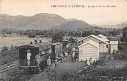 CPA NOUVELLE CALEDONIE - La Gare De La Dumbéa - Nouvelle Calédonie