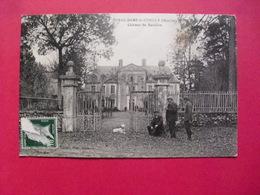 NOTRE-DAME-de-CENILLY  (Manche)  -  Château Du Bouillon - Autres Communes