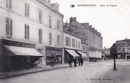 03 - Allier -  COMMENTRY - Rue De Paris - Commentry