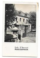 PLOUGONVEN (29) école Saint Bernard - France