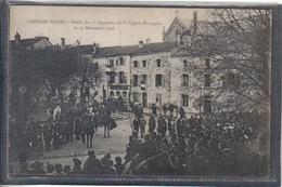 Carte Postale 57. Chateau-Salins Militaires 1er Régiment De La Légion Etrangère  Très Beau Plan - Chateau Salins