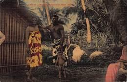 CPA TAHITI - Mareva Matuira El Pepe - Tahiti