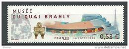 "FR YT 3937 "" Musée Du Quai Branly "" 2006 Neuf** - Neufs"