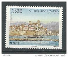 "FR YT 3940 "" Antibes Juan Les Pins "" 2006 Neuf** - Neufs"