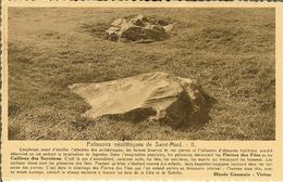 CP De Polissoirs Néolithiques De SAINT-MARD ( Virton  ). - Virton