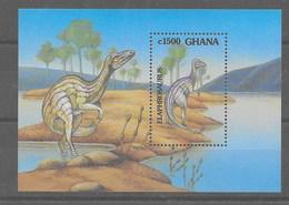 Hoja Bloque De Ghana Nº Yvert HB-200 ** - Ghana (1957-...)