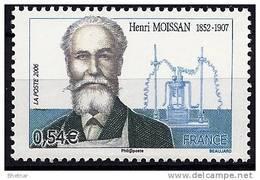 "FR YT 3975 "" Henri Moissan Pharmacien "" 2006 Neuf** - Neufs"