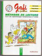 GAFI LE FANTOME Methode De Lecture Cp 1994 - 6-12 Ans