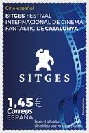 Spain 2018 - Sitges Film Festival Mnh - 2011-... Gebraucht
