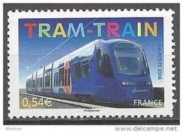"FR YT 3985 "" Tram-Train "" 2006 Neuf** - Neufs"