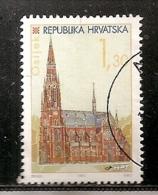CROATIE   N°  317  OBLITERE - Croatie