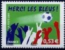 """FR YT 3936 """" Football : Merci Les Bleus """" 2006 Neuf** - Neufs"""