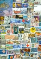 25 KILO * Etwa 500.000 BRIEFMARKEN PAPIERFREI Alle WELT Von Wohltätigkeit SCHONE MISSCHUNG - Stamps
