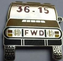 36-15 FWD - Badges
