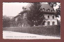 Genève - CONCHES - Ecole Des Bougeries // Adhérences Au Dos // - GE Genève