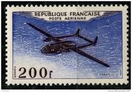 France PA (1954) N 31 * (charniere) - Poste Aérienne