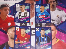 Champions League A1.A2.A3.A4 SPECIAL Exclusive Panini Figurine - Panini