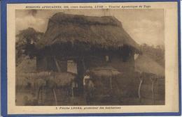 CPA Fétiche LEGBA Togo Non Circulé - Togo